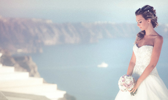 Video matrimonio Santorini