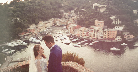 Video matrimonio Portofino